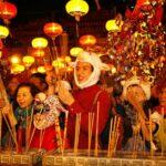 8 Hal yang biasanya dilakukan oleh orang Tionghoa pada saat Imlek 24