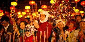 8 Hal yang biasanya dilakukan oleh orang Tionghoa pada saat Imlek 19
