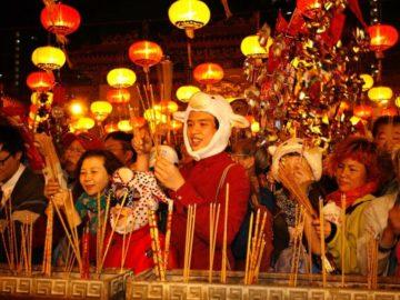 8 Hal yang biasanya dilakukan oleh orang Tionghoa pada saat Imlek 22