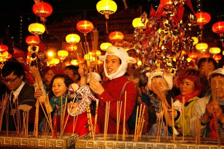 8 Hal yang biasanya dilakukan oleh orang Tionghoa pada saat Imlek 1