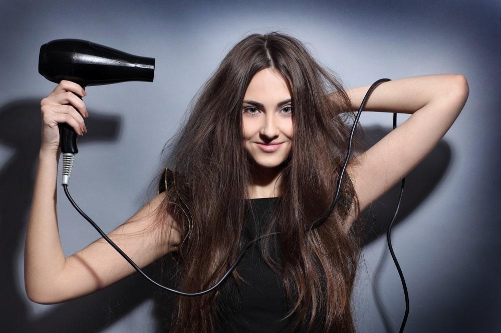 4 Cara Untuk Mengatasi Rambut Kering 3