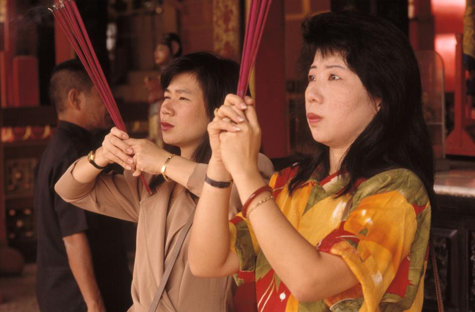 8 Hal yang biasanya dilakukan oleh orang Tionghoa pada saat Imlek 10