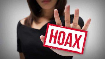 6 Cara untuk Menghadapi Gempuran Berita dan Tulisan Hoax 1