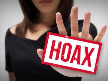 6 Cara untuk Menghadapi Gempuran Berita dan Tulisan Hoax 4