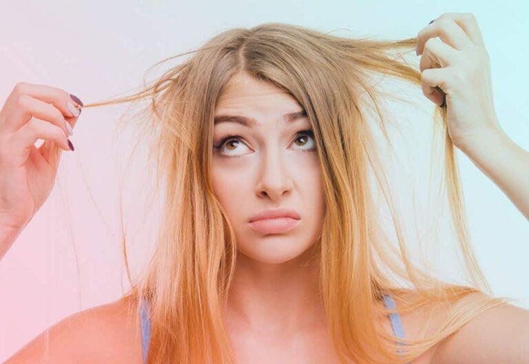 4 Cara Untuk Mengatasi Rambut Kering 1