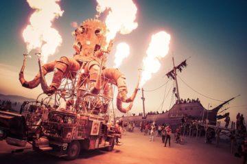 10 Festival - Festival Paling Unik dan Menarik di Dunia 14
