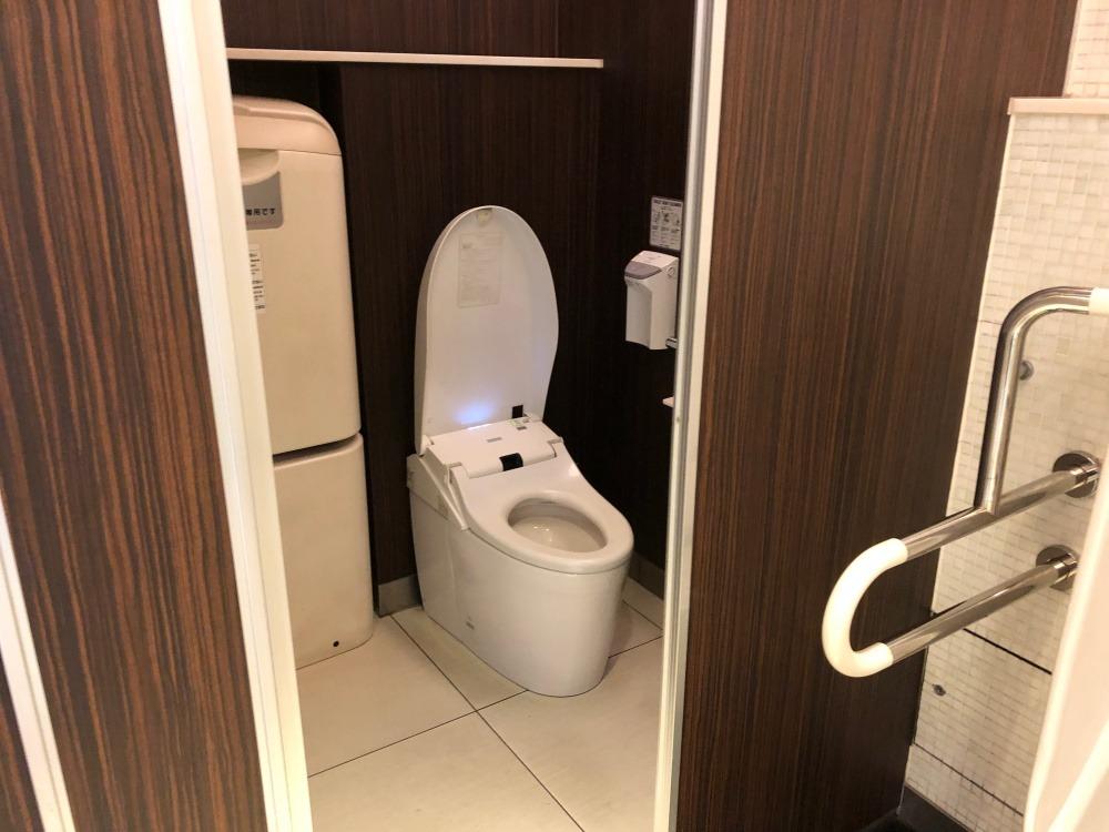 Beginilah Mewahnya Toilet Berbayar di Salah Satu Stasiun Jepang 5
