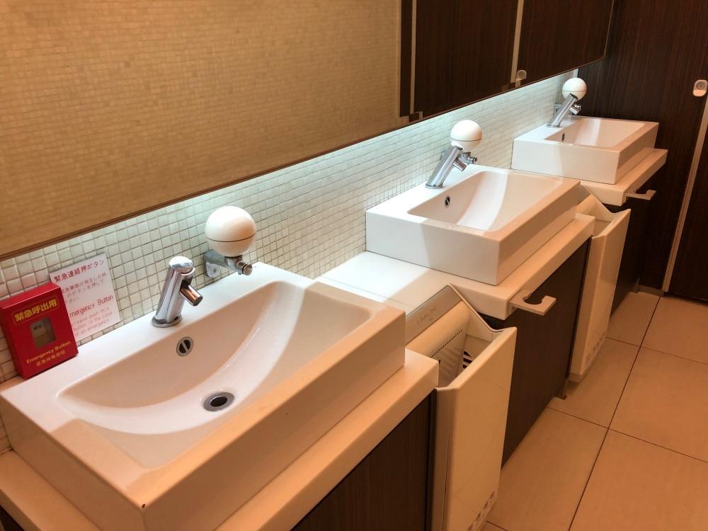 Beginilah Mewahnya Toilet Berbayar di Salah Satu Stasiun Jepang 7