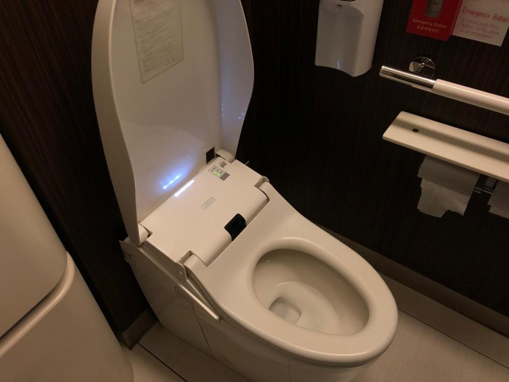 Beginilah Mewahnya Toilet Berbayar di Salah Satu Stasiun Jepang 9