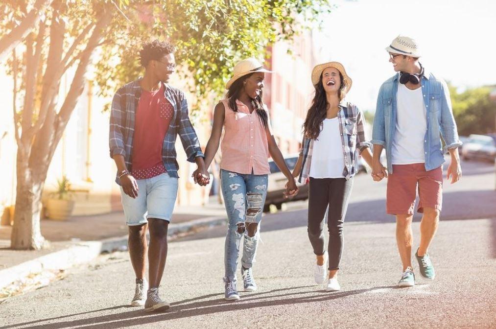 7 Manfaat Positif Yang Bisa Diperoleh Hanya dengan Berjalan Kaki 9