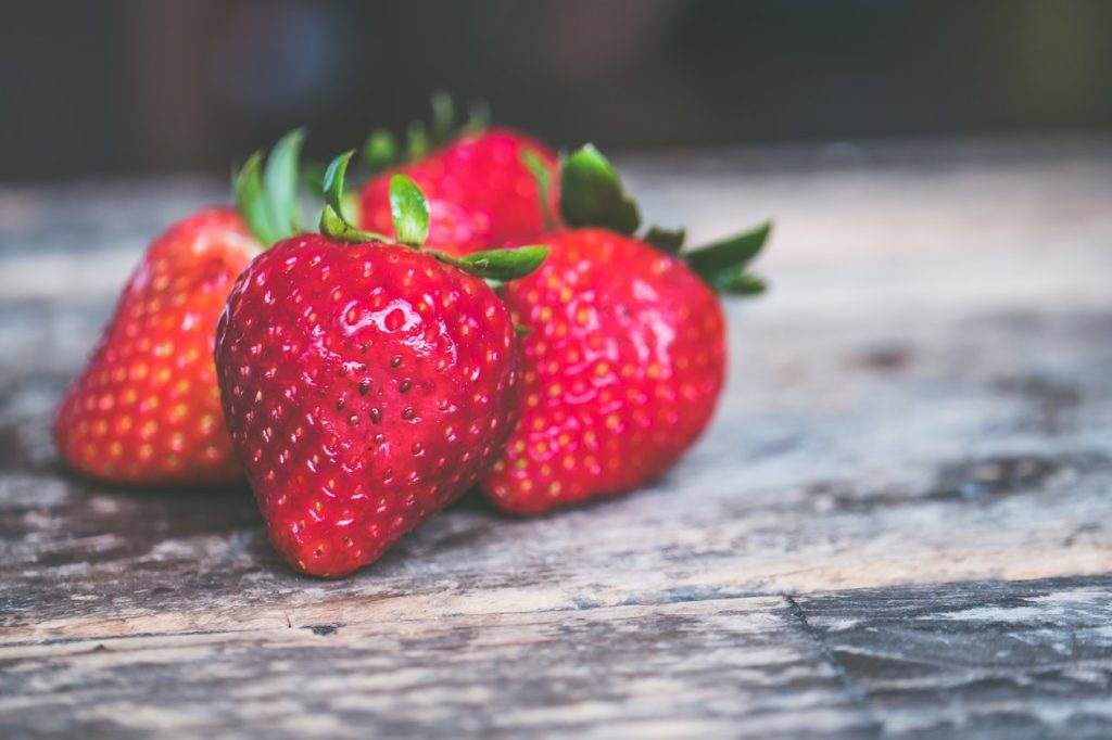 5 Buah & Sayur Yang Melambangkan Cinta 5