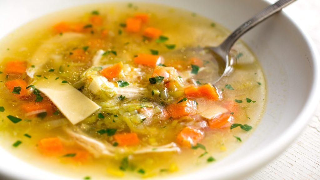 6 Makanan Untuk Meredakan Pilek & Flu 4