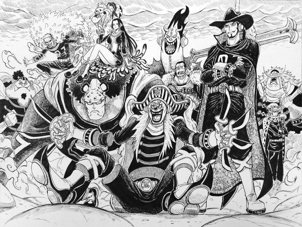 30 Fakta Komik One Piece yang Wajib Diketahui Fans Sejati Serinya 12