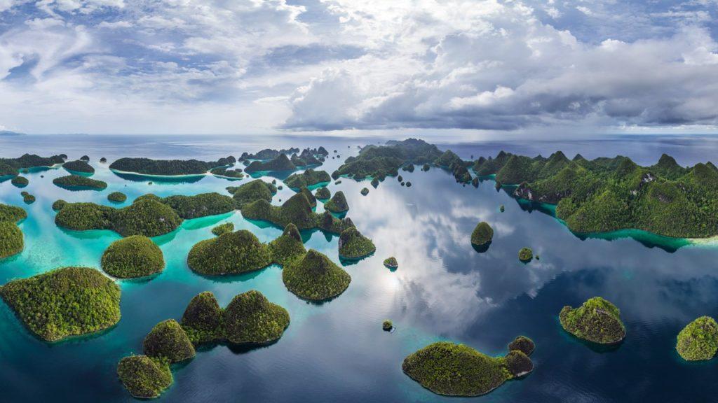 7 Pulau Di Indonesia Yang Keindahannya Tak Kalah Dari Maldives 8