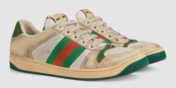 Yuk Lihat Sepatu Usang Harga Puluhan Juta Dari Gucci 10