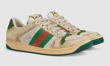 Yuk Lihat Sepatu Usang Harga Puluhan Juta Dari Gucci 1