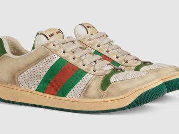 Yuk Lihat Sepatu Usang Harga Puluhan Juta Dari Gucci 11