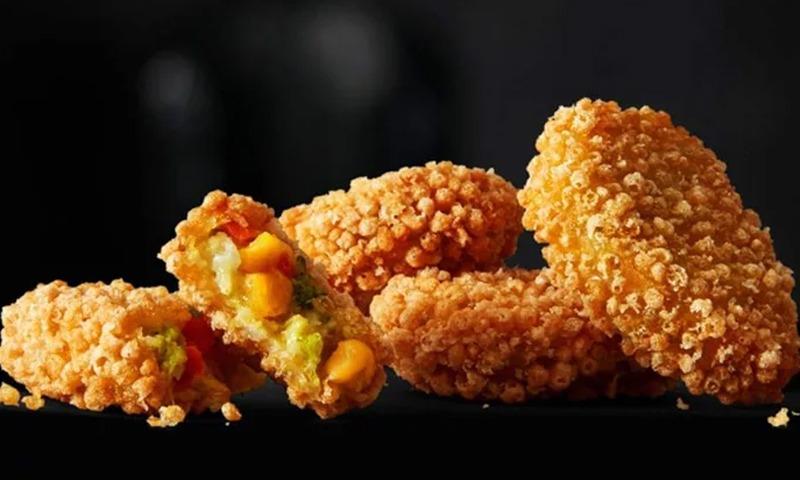 McDonald's Luncurkan Nugget Baru yang Ramah Bagi Vegetarian 3