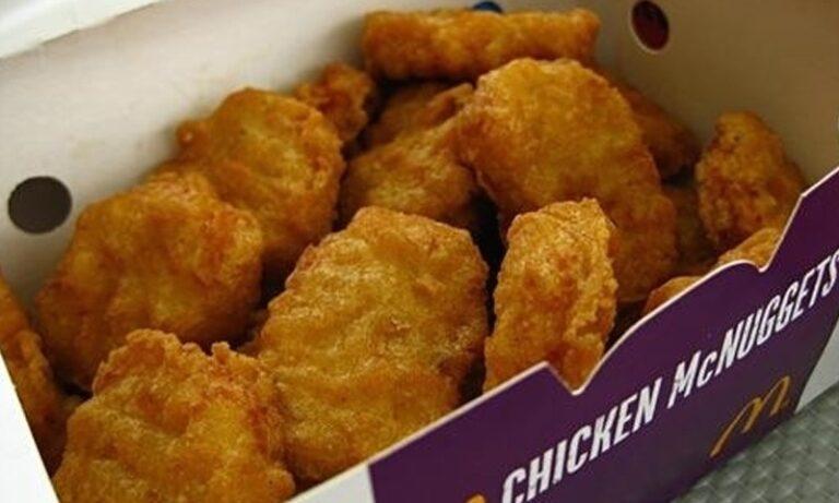 McDonald's Luncurkan Nugget Baru yang Ramah Bagi Vegetarian 1