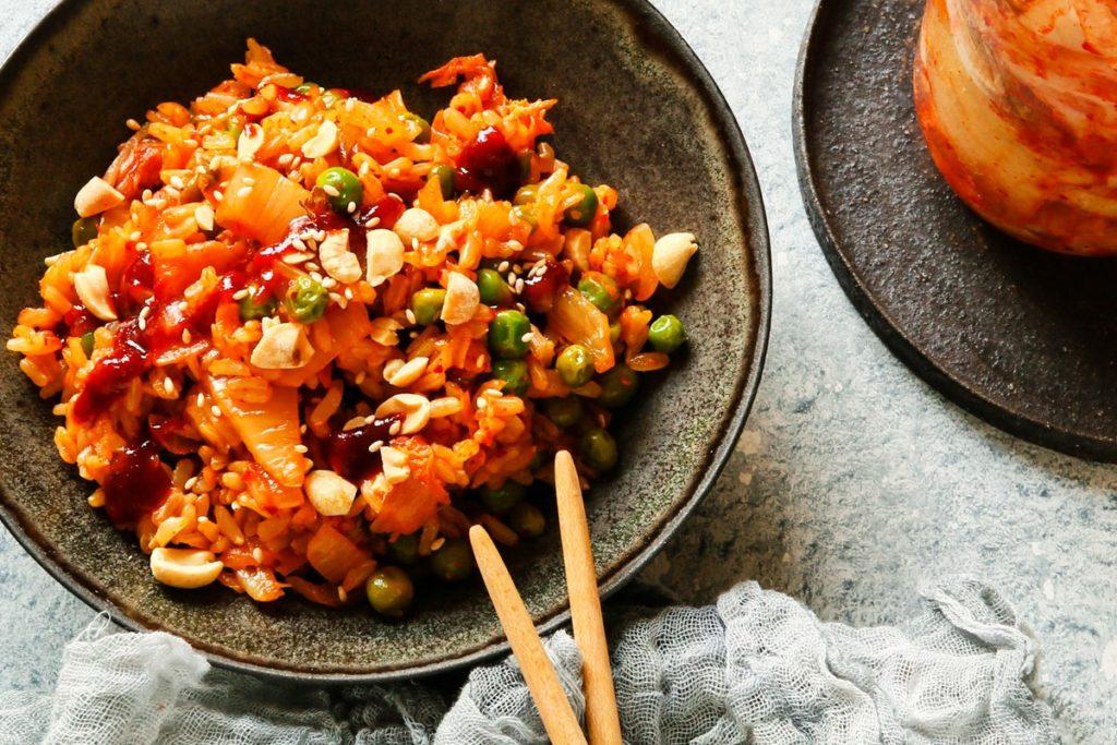 10 Sajian Unik Nasi Goreng Dari Berbagai Negara 9