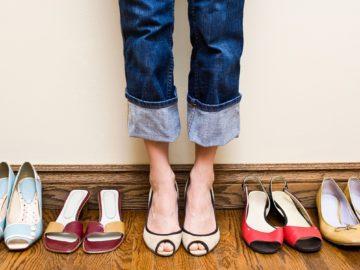 Beli sepatu online tapi kekecilan? Kamu bisa mengatasinya dengan 5 tips ini 5
