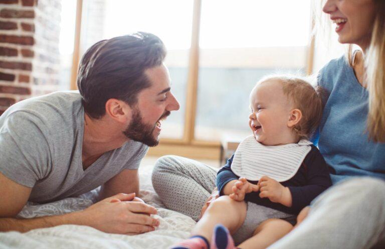 5 Tips Agar Anak Cepat Bicara, Peran Ayah Sangat dibutuhkan 1
