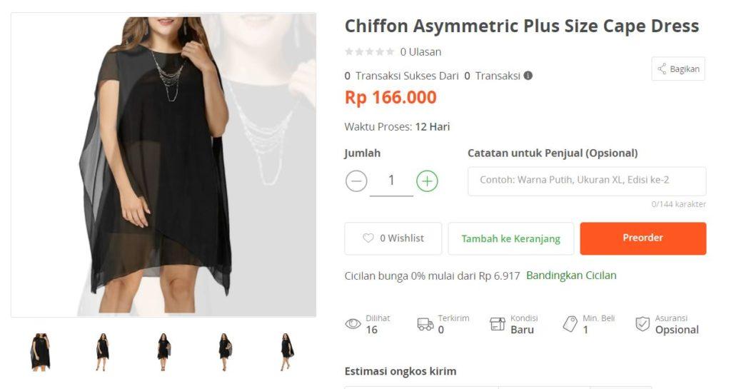 5 Tips Belanja Baju Online Bagi Pemilik Tubuh Gemuk 7