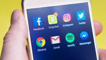 Layanan Akses Media Social Sudah Kembali Normal 20