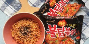 5 Mie Instant Korea yang Paling Laku di Pasaran Indonesia 17