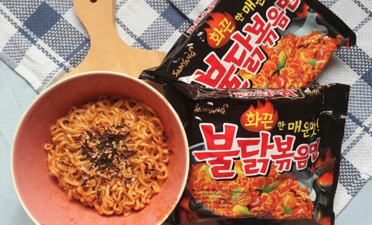 5 Mie Instant Korea yang Paling Laku di Pasaran Indonesia 1
