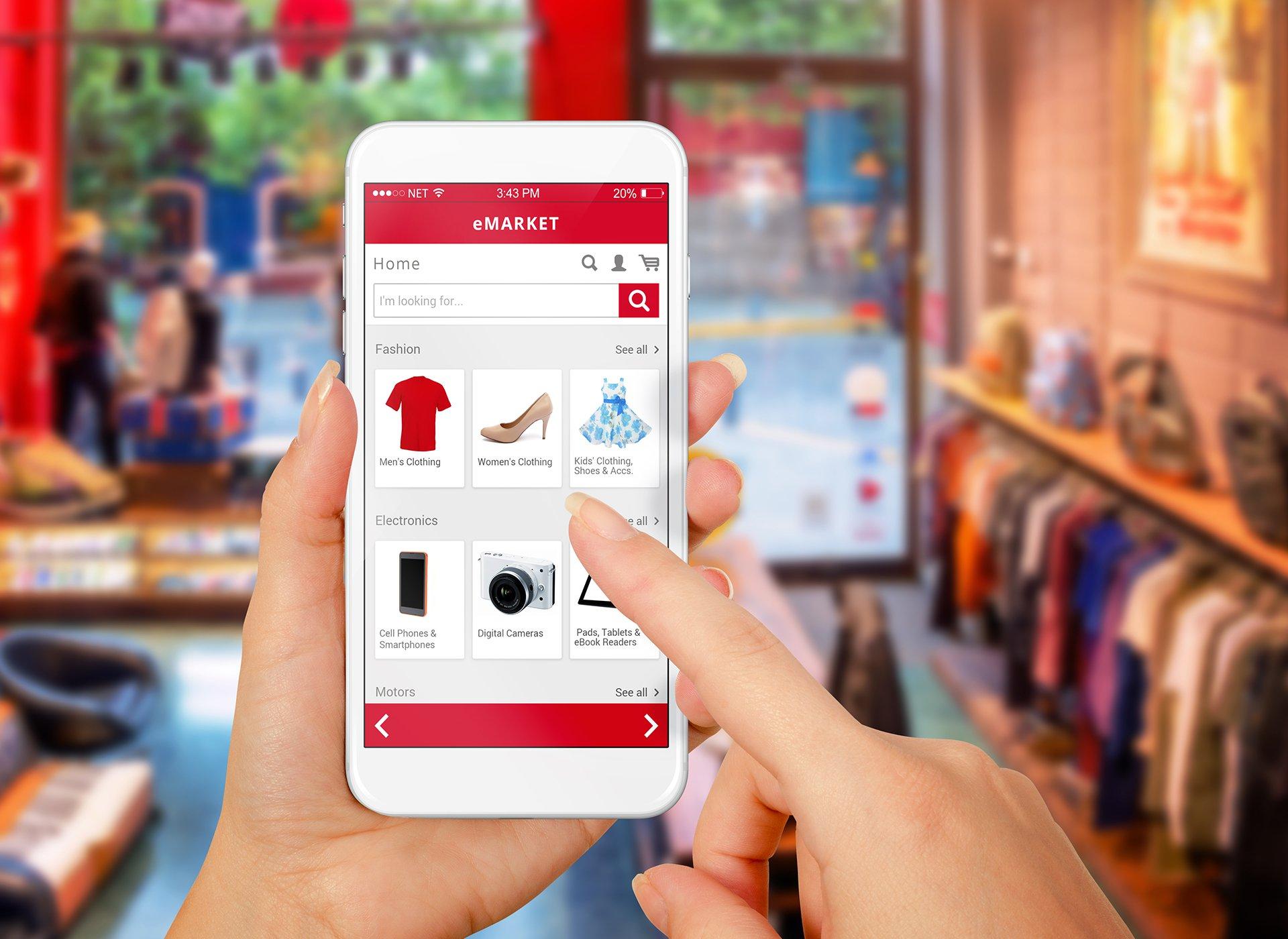 5 Alasan Mengapa Orang Lebih Memilih Belanja Online 3