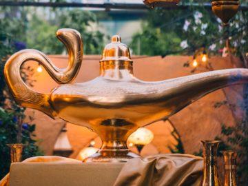Unik, Kafe Ala Dunia Aladdin Bisa Kamu Rasakan Di Dunia Nyata 3