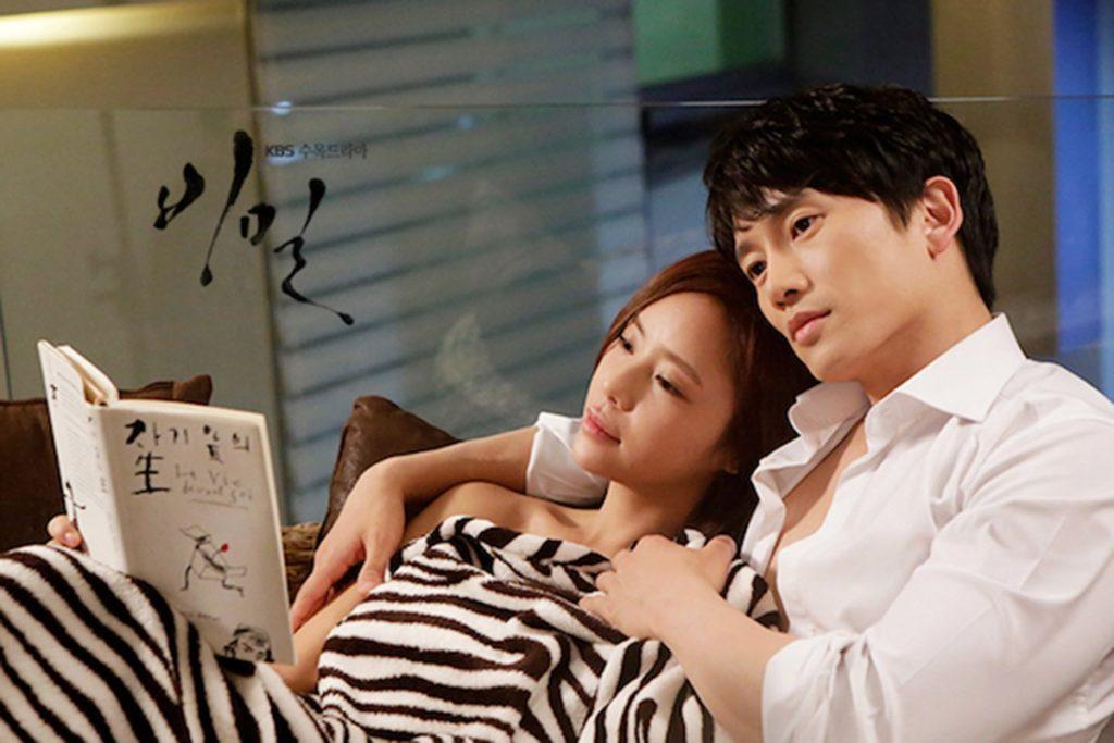 5 Couple K-Drama yang Memancarkan Chemistry Paling Bagus 7