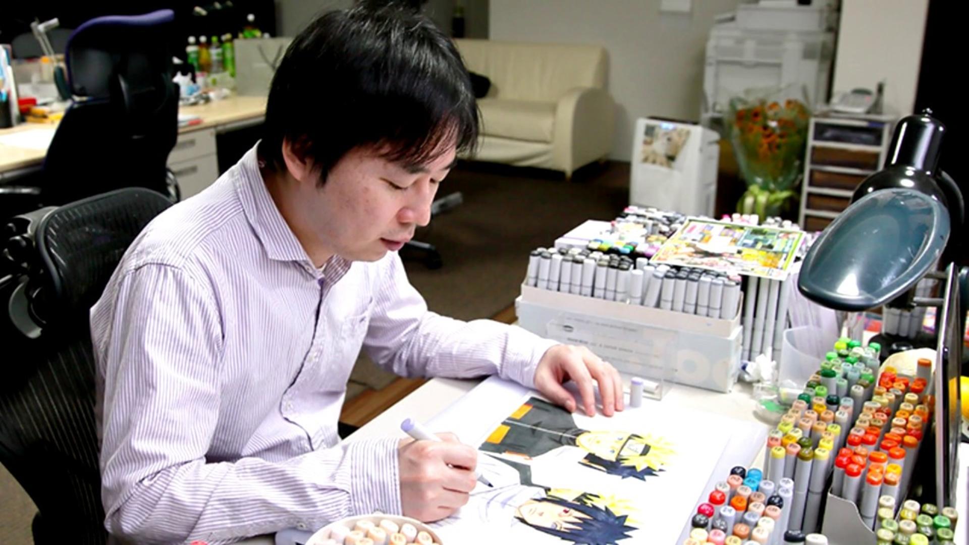Inilah 6 Mangaka Terkaya Yang Terkenal Di Jepang 6