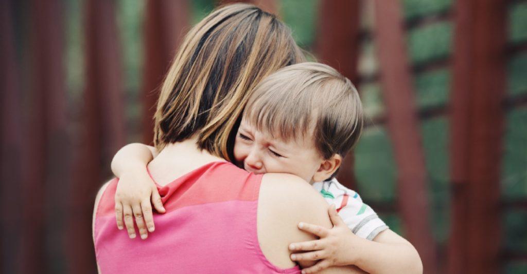 5 Tips Tenangkan Anak Saat Menangis Hingga Menjerit 3