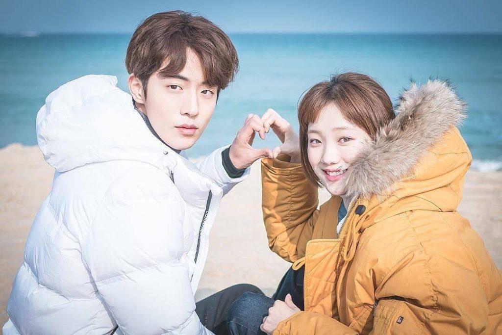 5 Couple K-Drama yang Memancarkan Chemistry Paling Bagus 6