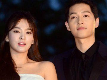 Mengejutkan, Song Joong Ki Mengkonfirmasi dan Mengumumkan Bahwa Dia Akan Menceraikan Song Hye Kyo 5