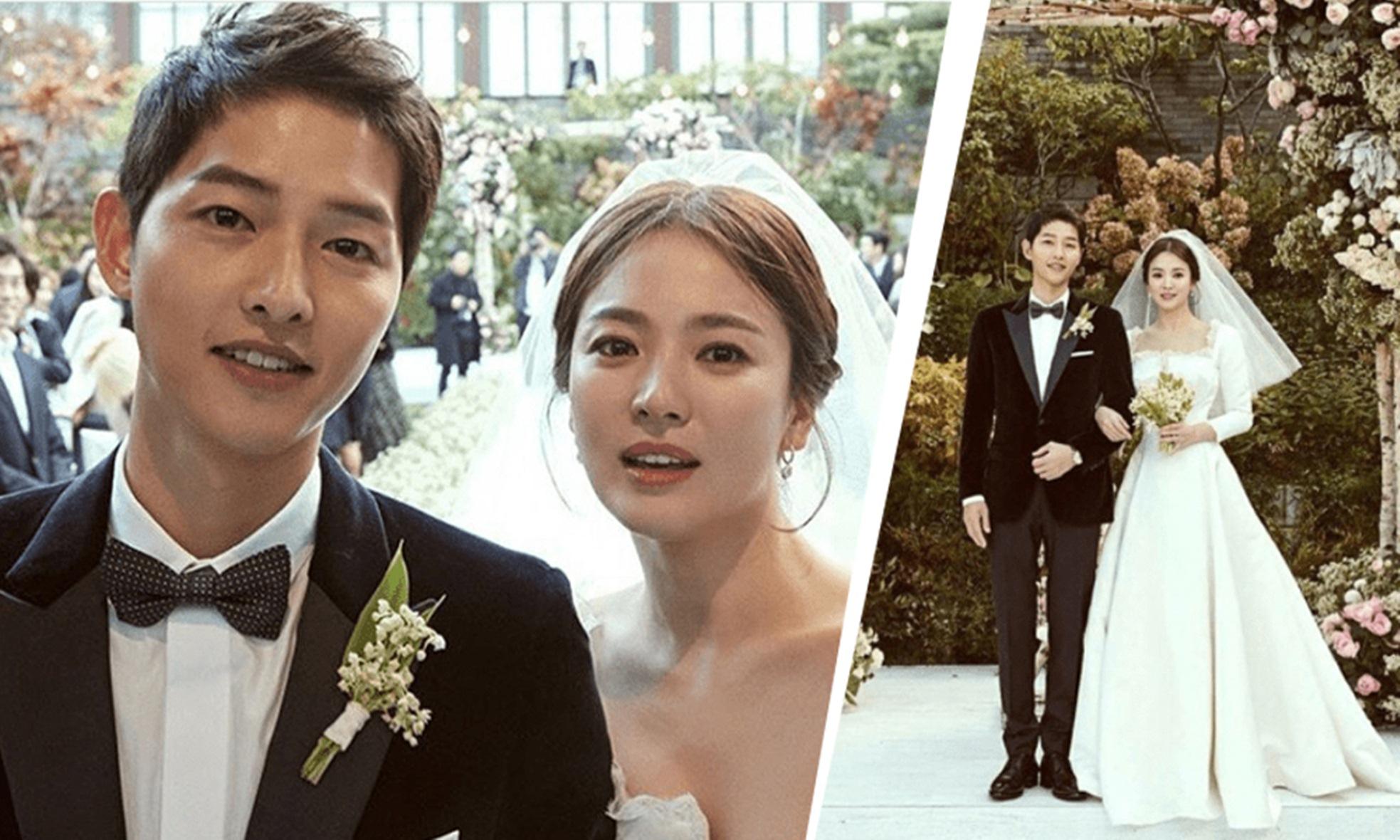 Mengejutkan, Song Joong Ki Mengkonfirmasi dan Mengumumkan Bahwa Dia Akan Menceraikan Song Hye Kyo 4
