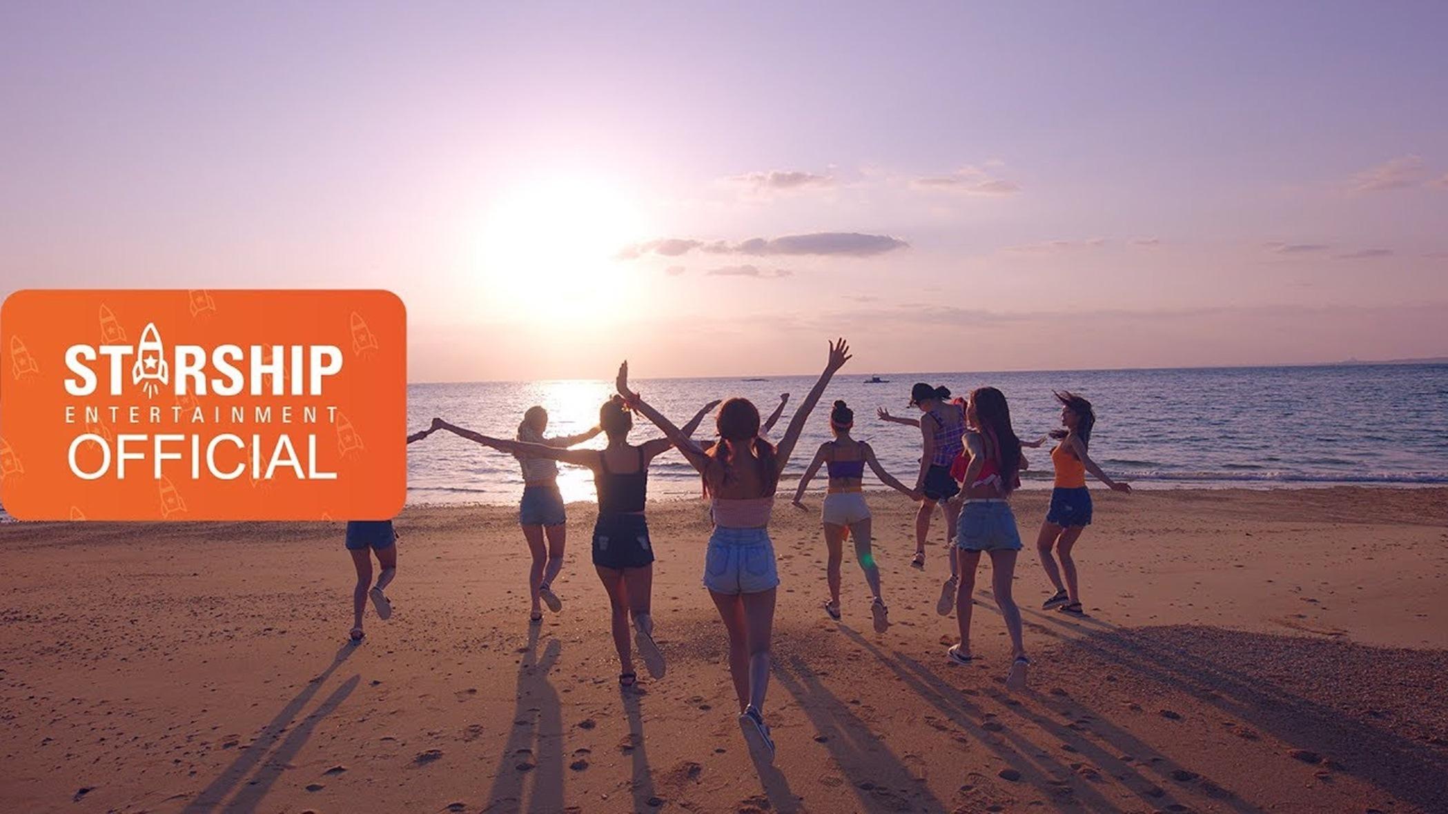 10 Lagu K-Pop Yang Siap Menemani Liburan Musim Panasmu 4