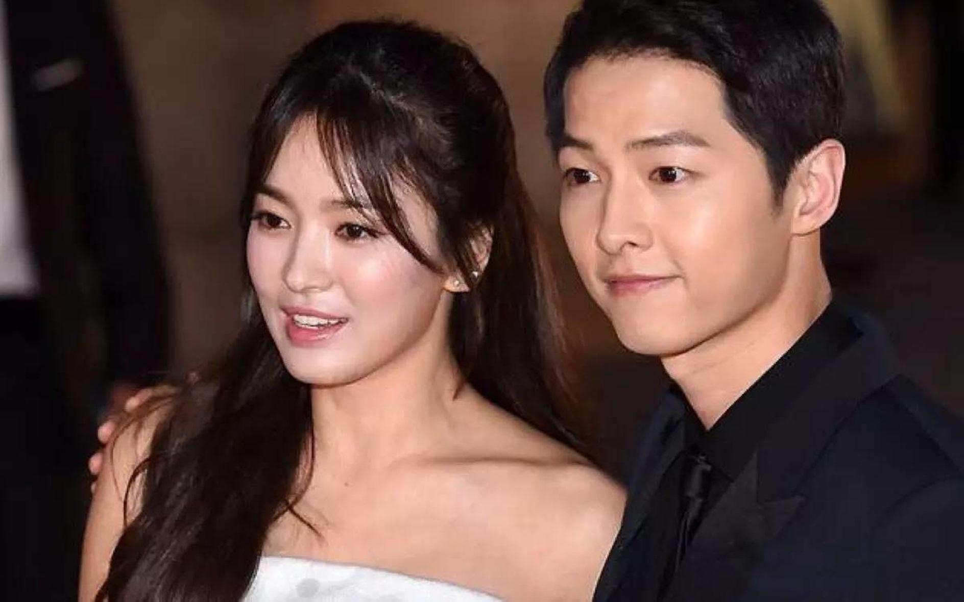 Mengejutkan, Song Joong Ki Mengkonfirmasi dan Mengumumkan Bahwa Dia Akan Menceraikan Song Hye Kyo 3