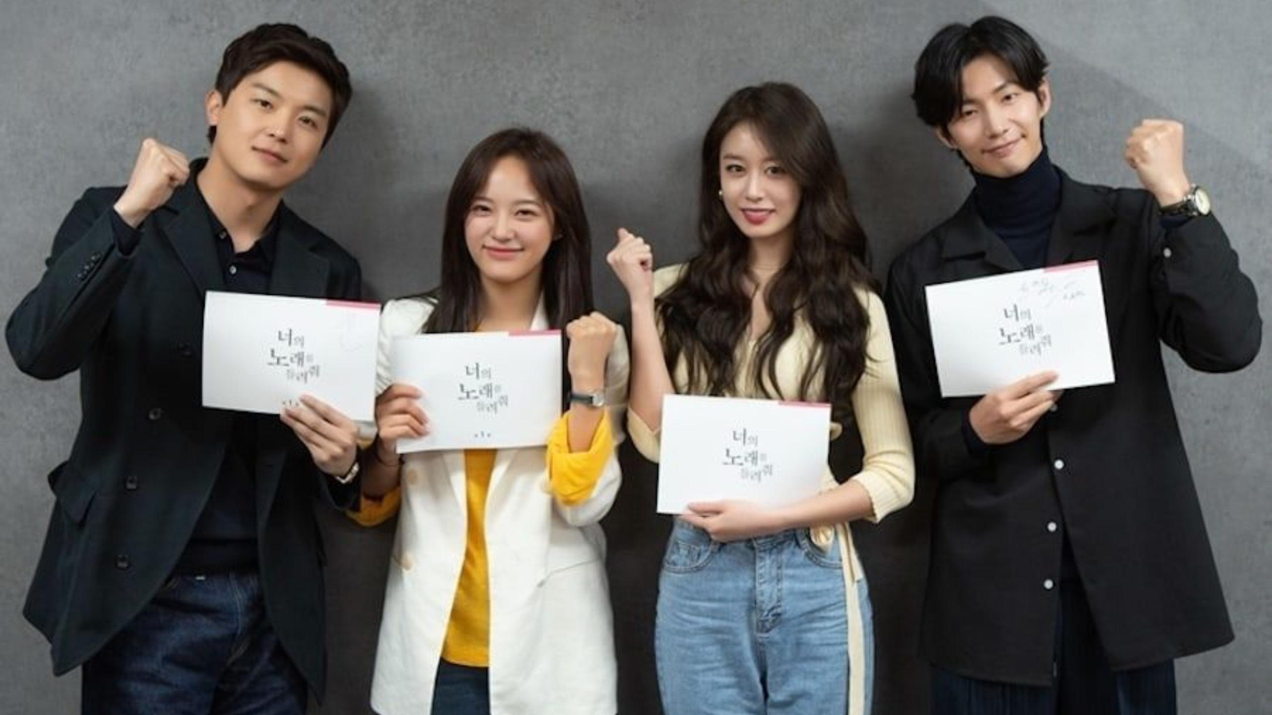 10 Drama Korea Terbaru Yang Akan Hadir di Bulan Juli 2019 10