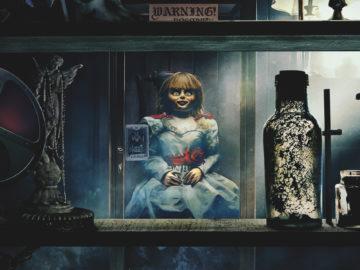Menyeramkan, Ada Kejadian Aneh di Balik Film Annabelle Comes Home 15