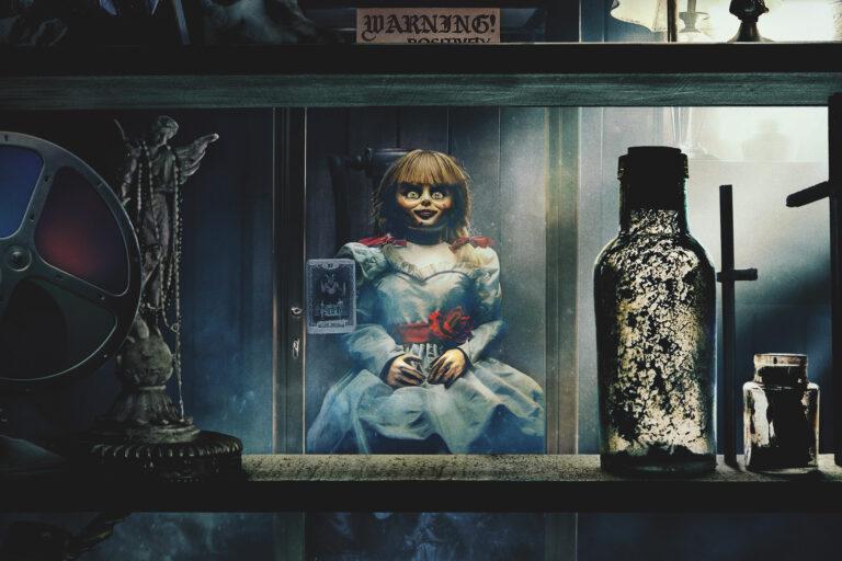 Menyeramkan, Ada Kejadian Aneh di Balik Film Annabelle Comes Home 1