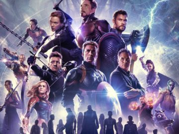 Merilis Ulang, Adegan Tambahan Avengers : Endgame Sekarang Akan Ada di Akhir Film 4