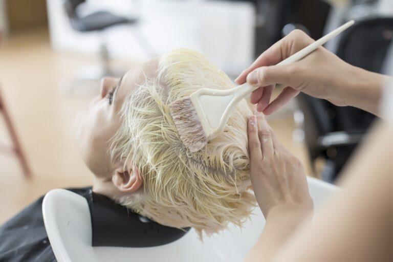 7 Cara Bleaching Rambut Dengan Mudah Dirumah 1