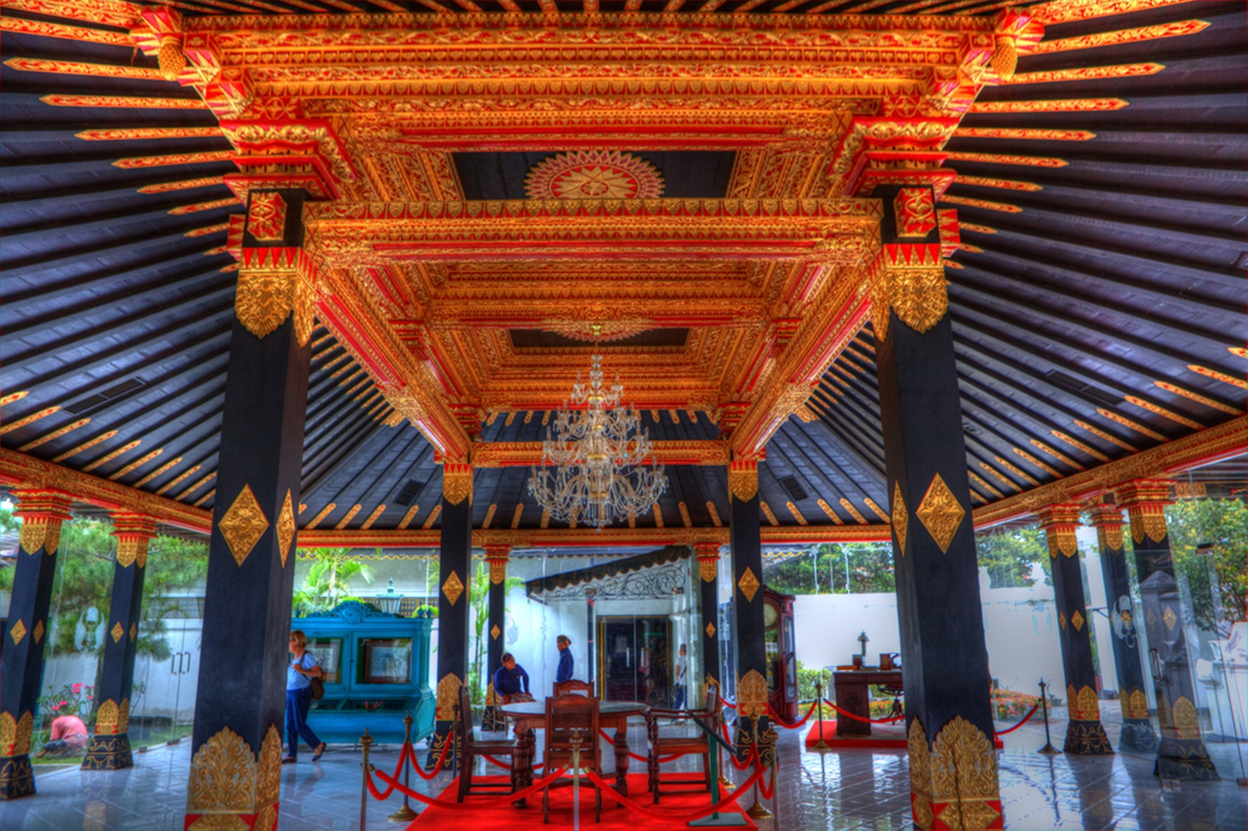 Selama Lebaran 2019 Wisata Keraton Yogyakarta Ditutup 3