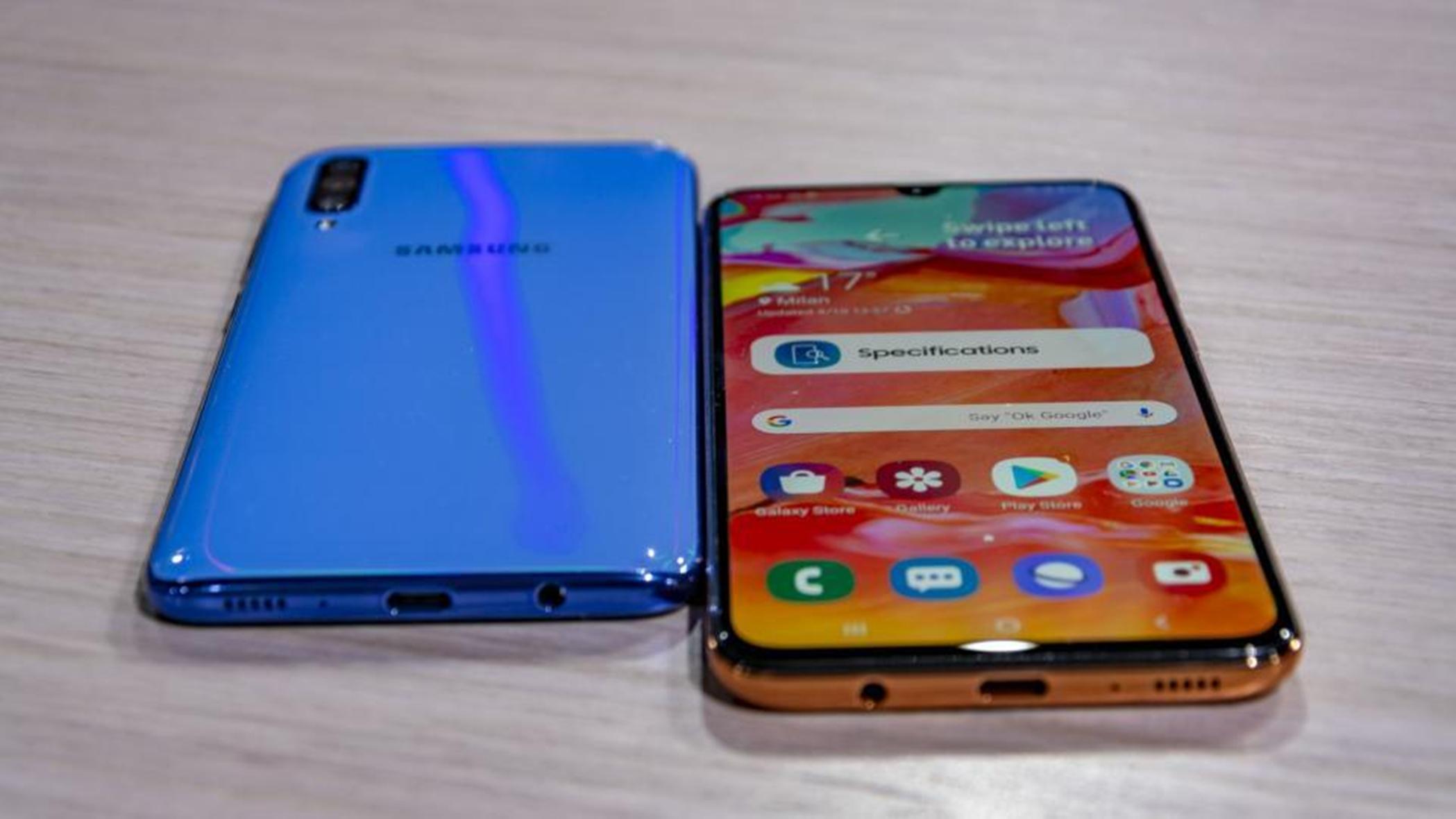 Inilah 5 Fitur Terbaik dari Samsung Galaxy A70 3