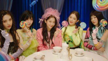 """Red Velvet Mengungkapkan Bahwa Lagu """"Zimzalabim"""" Mempunyai Koreografi Yang Paling Sulit Untuk Mereka 29"""