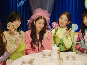 """Red Velvet Mengungkapkan Bahwa Lagu """"Zimzalabim"""" Mempunyai Koreografi Yang Paling Sulit Untuk Mereka 12"""
