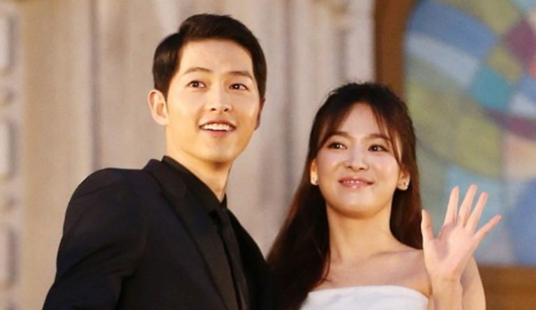 Drama Arthdal Chronicles Menunjukan Dukungan Pasangan Manis Song Hye Kyo Untuk Song Joong Ki 1